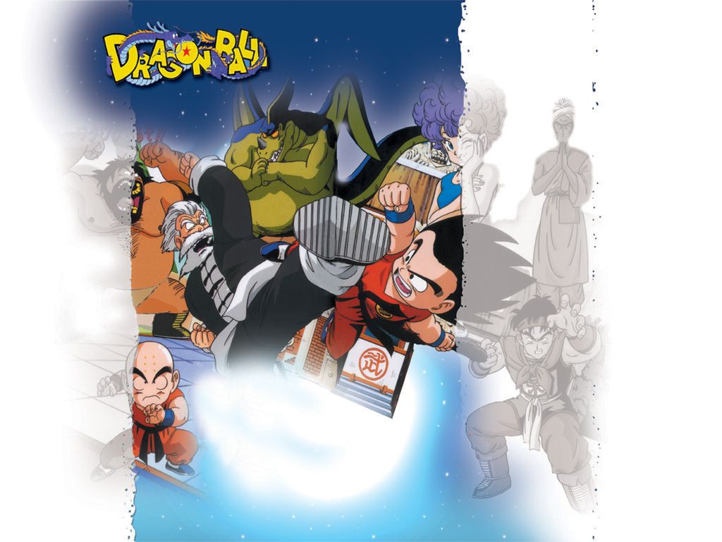 Dragon ball fonds d 39 ecran dbz dbgt galerie 2 for Fond ecran dbz